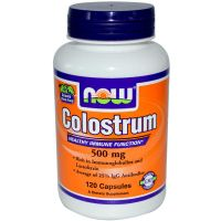 Colostrum 500mg - 120 caps - Kaufe Online bei MOREmuscle