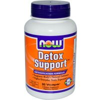 Detox Support - 90 vcaps - Now Foods