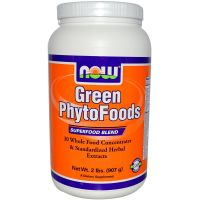 Fruit And Greens Phyto Powder - 908g