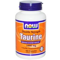 Taurina 1000mg - 100 caps - Faites vos achats online sur MASmusculo