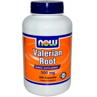 Valerian Root 500mg - 250 caps- Buy Online at MOREmuscle