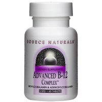 Advanced Complex B12 5 mg - 60 tabs