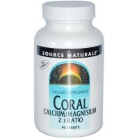 Calcium Coral with Mg - 90 tabs