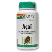 Acai Fruit 500mg - 60 capsule vegetali