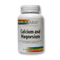 Cal and Mag AAC 1000/500mg - 90 vcaps