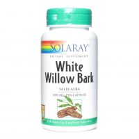 White Willow Bark 400mg  - 100 caps