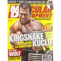 Muscular Developmet Nº3 Spanish - Kaufe Online bei MOREmuscle