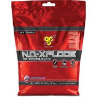 No Xplode 3.0 - 240gr [BSN] Fruit Punch - Kaufe Online bei MOREmuscle