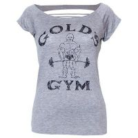 camiseta chica yoga top - Gold's Gym