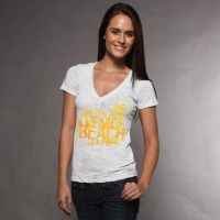camiseta chica venice decolorada - Gold's Gym