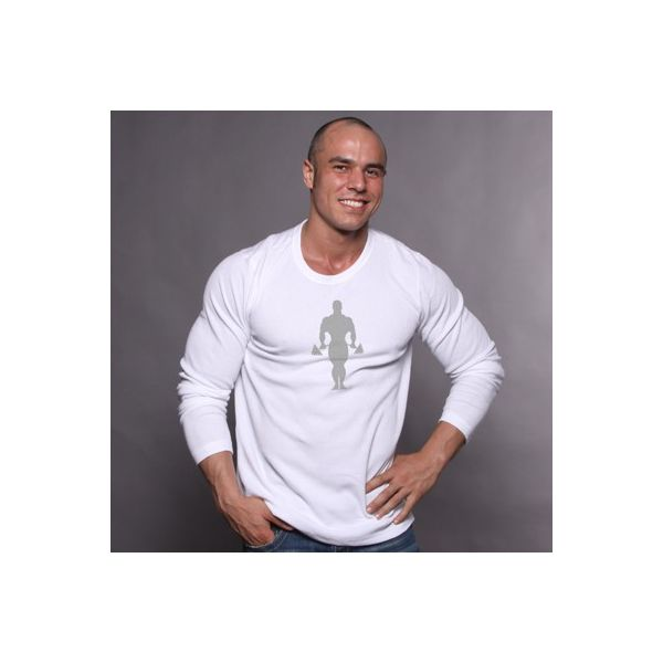 Camiseta Thermal Simple Joe de Gold's Gym