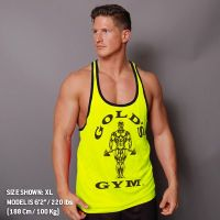 camiseta gym muscle joe premium contraste