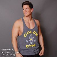 Camiseta Gym Joe Classic Premium - Gold's Gym