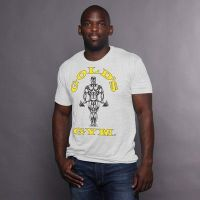 Camiseta Joe Oversized de Gold's Gym