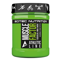 Muscle factor - 150 capsules - Athletic Line by Scitec