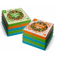 Pack Familiar de 10 Pizzas Funcionales [Alasature] - Alasature