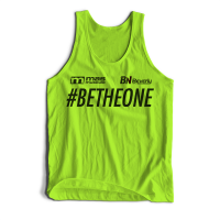 T-shirt tank betheone - Beverly Nutrition