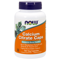 Calcium citrate caps - 120 veg capsules- Buy Online at MOREmuscle