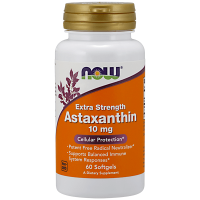 Astaxanthin 10mg - 60 softgels - Acquista online su MASmusculo
