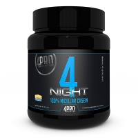 4 night 100% micellar casein - 1kg - 4PRO Nutrition