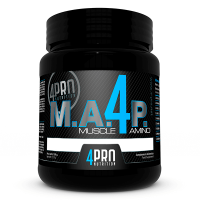 Ma4p muscle amino - 500g - 4PRO Nutrition