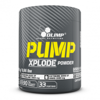 Pump xplode powder - 300g - Olimp Sport