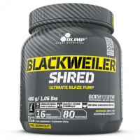 Blackweiler shred - 480g- Buy Online at MOREmuscle