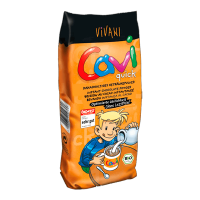 Instant chocolate powder cavi quick bio - 400g- Buy Online at MOREmuscle