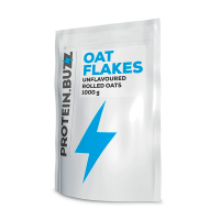 Oat flakes - 1000g - Protein Buzz