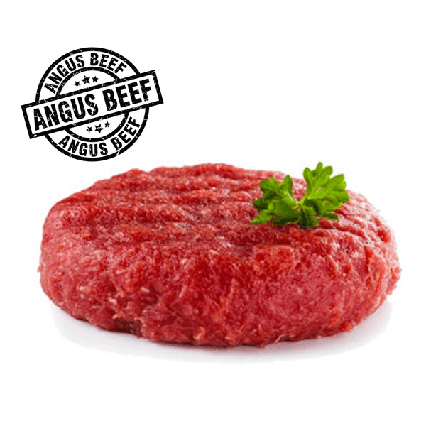4 Burguers Fit black angus - 400g
