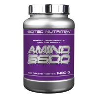 Amino 5600 - 1000 tablets - Scitec Nutrition
