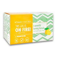 Onfire Woman - 15 viales - GoldNutrition