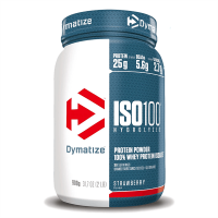 Iso100 hydrolized - 908g - Dymatize