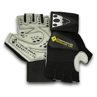 Gloves with wrist protection - Training Deluxe