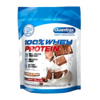 100% Whey Protein - 500g - Quamtrax Direct