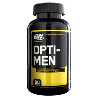 Opti-Men - 90 cápsulas - Optimum Nutrition