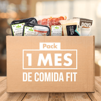 Pack 1 Month Fitness Food