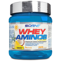 Whey aminos chewable - 325 chew tabs - Scenit