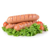 Hot dog fit de pechuga de pollo - 100g