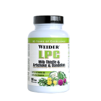 LPC Liver Protector Cleanse - 90 caps - Weider