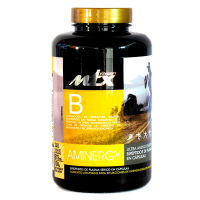 Aminergy 500mg - 240 Capsulas - MTX Elite Nutrition