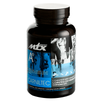 Carniltec - 90 Cápsulas [MTX Elite Nutrition] - MTX Elite Nutrition