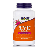 EVE - 90 Softgels - Now Foods