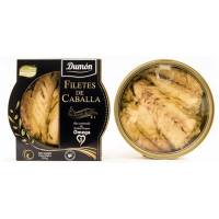 Mackerel fillets in olive oil - 120g - Grupo Dumon