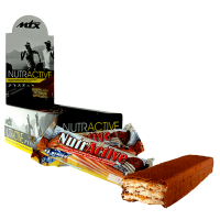 Caja nutractive barritas 35g - MTX Elite Nutrition