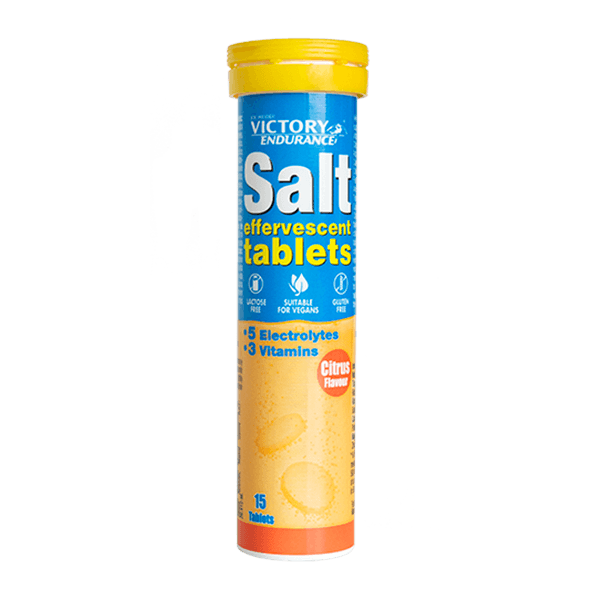 Salt effervescent - 15 tabs