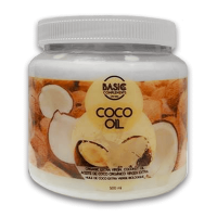 Coco oil - 0.5 kg - MTX Elite Nutrition