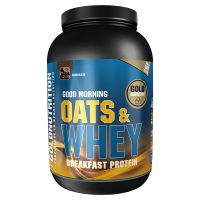 Oats & Whey - 1kg [GoldNutrition] - GoldNutrition