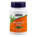 Extracto de Saw Palmetto 160 mg - 60 softgels [Now Foods]