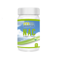 NAC 300mg envase de 60 cápsulas del fabricante MM Essence (AntiCortisol)